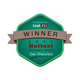 2014-Hottest-Company-Award-in-San-Francisco