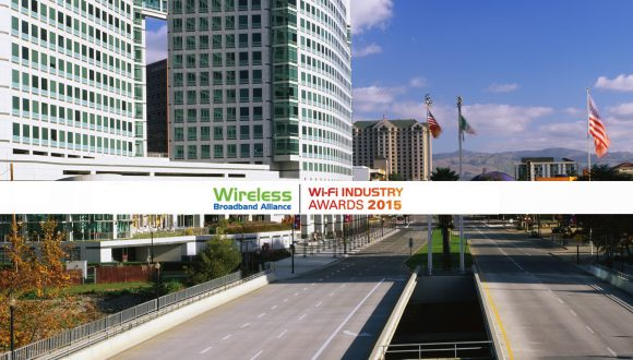 WiFi industry awards