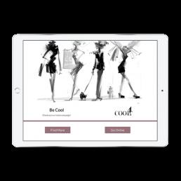 COOL Advertising App