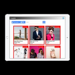 Astor Shopping Coupon App