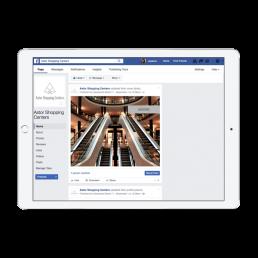 Astor Shopping Social Media App