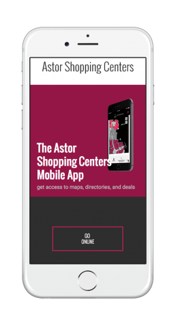 Astor Shopping Access Journey 1