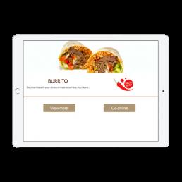 Cilantro Advertising App