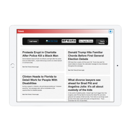 Cilantro News App