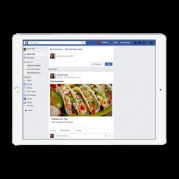 Cilantro Social Media App