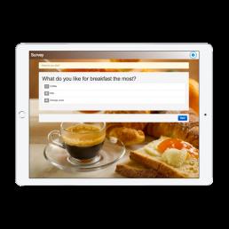 Cup of Coffee Survey App
