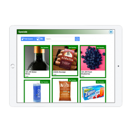 The Corner Market Coupon App