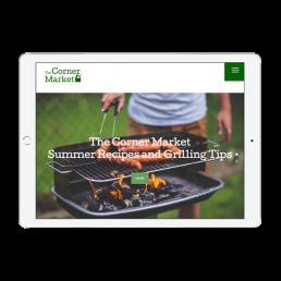 The Corner Market External Links App
