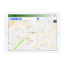 The Corner Market Nearby App