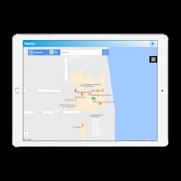 Diamond Nearby App
