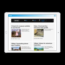 Diamond News App
