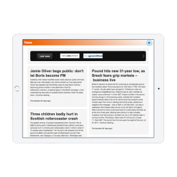 London University News App