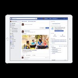London University Social media App