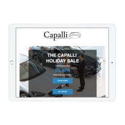 Capalli Dealership Advertising App