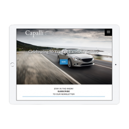Capalli Dealership External Link App