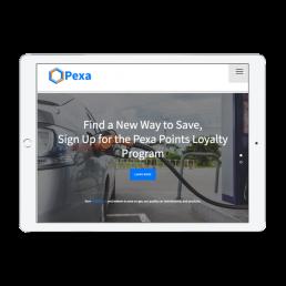 Pexa External Links App
