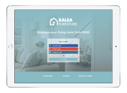 Kalea Welcome Portal App