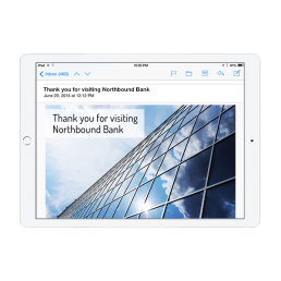 Northbound Bank Email App