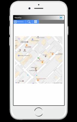 Casey's Nearby App