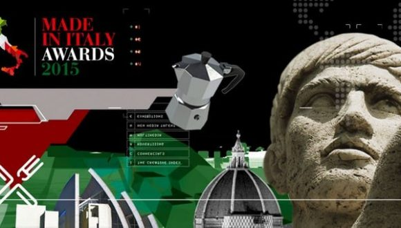 Made in Italy Awards 2015