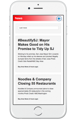 Be Work News App