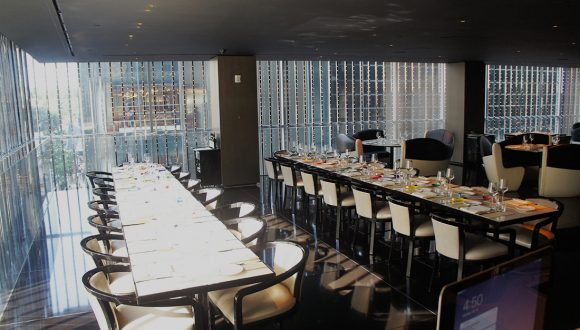 Armani a5a ristorante