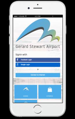 Gerard Stewart Airport Portal