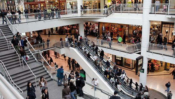 shopping malls wifi