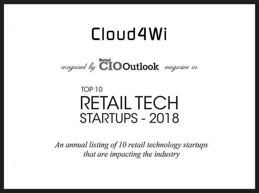 Cloud4wi Selected As A Top Retail Tech Company By Retail Cio Outlook