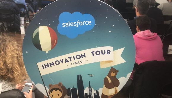 Dreamforce Innovation Tour