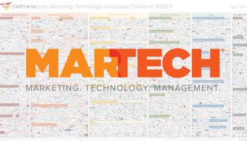 MarTech Landscape