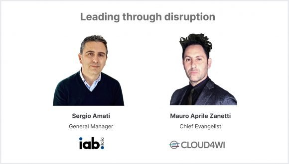 Fireside chat with IAB