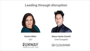 Fireside chat with Sandra Miller CEO of Runway