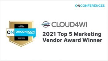 2021 Top 5 Marketing Vendor Award Winner