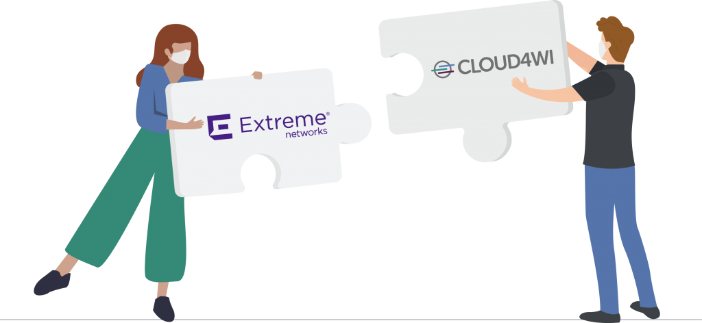 Extreme Networks page