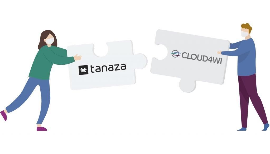 Tanaza and Cloud4Wi