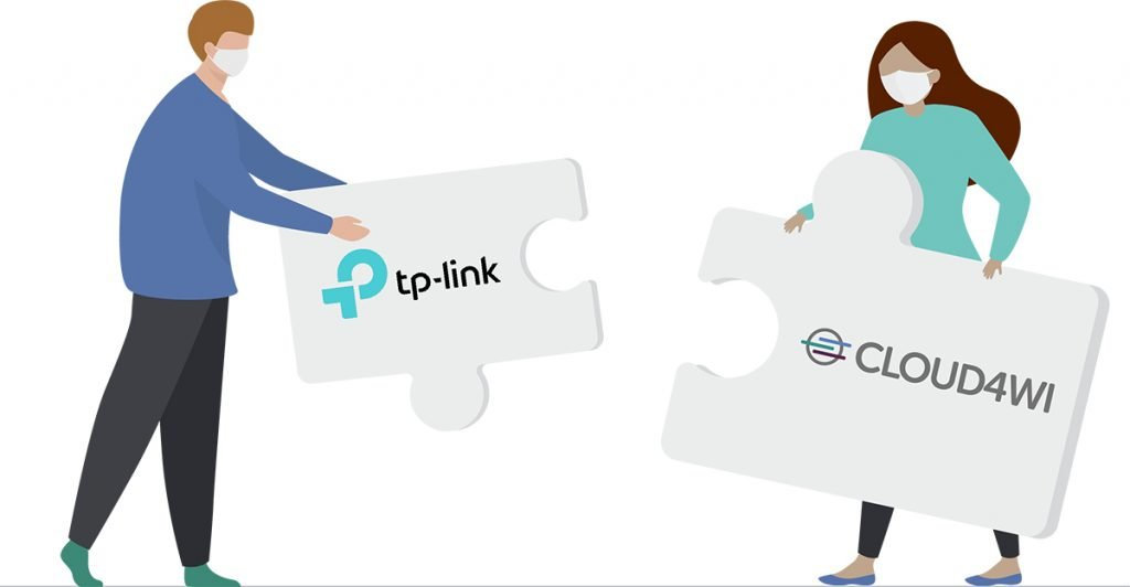 TP-Link partners with Cloud4Wi