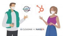 Cloud4Wi HubSpot