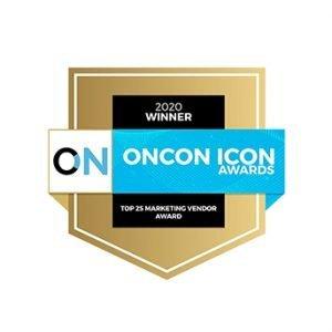 OnCon's Top 25 Marketing Vendor Award