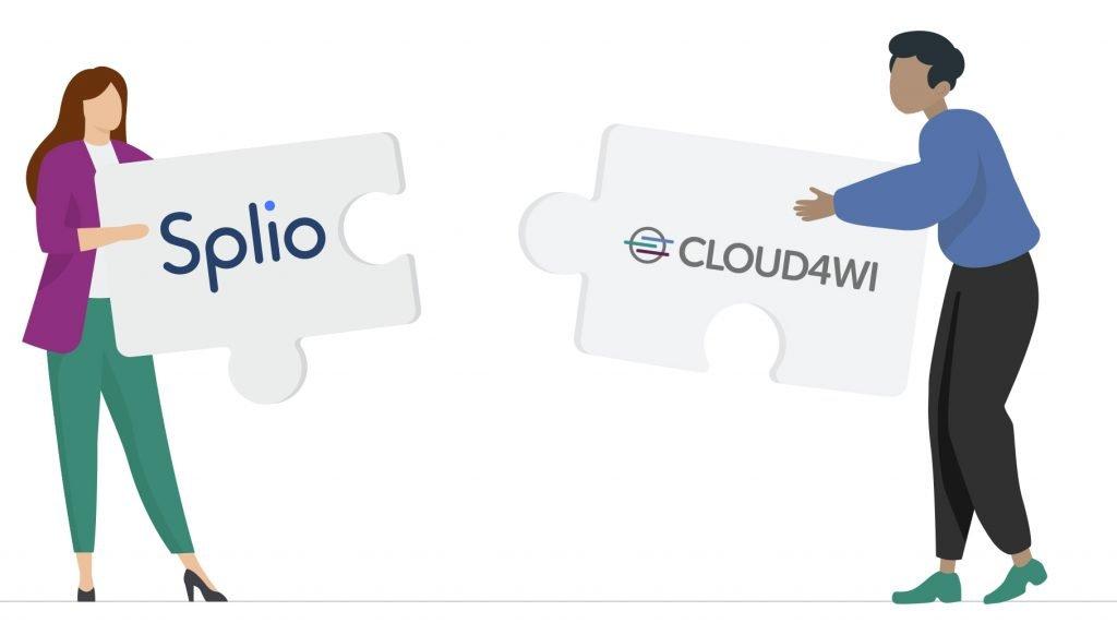 Splio and Cloud4Wi Marketing integration partnership