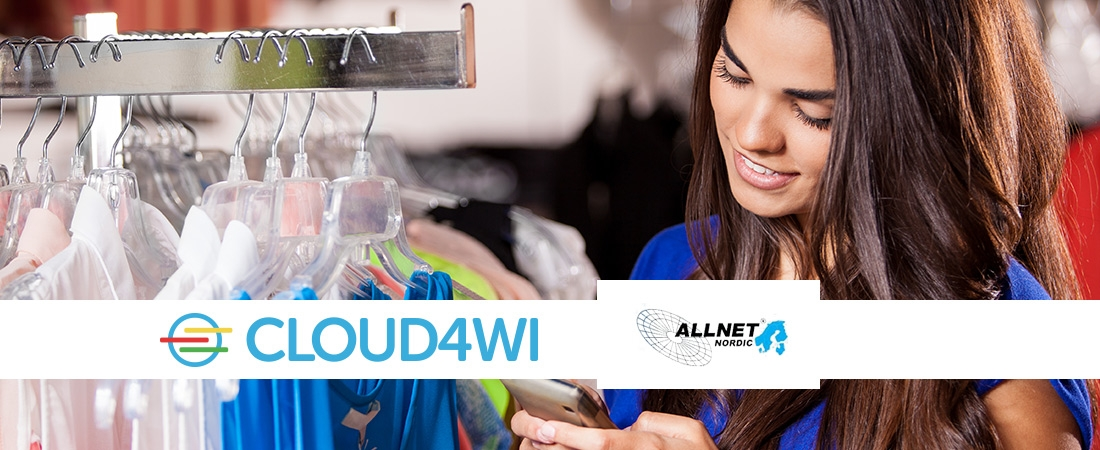 Cloud4Wi announces partnership with ALLNET Nordic to expand reach in the Nordic region